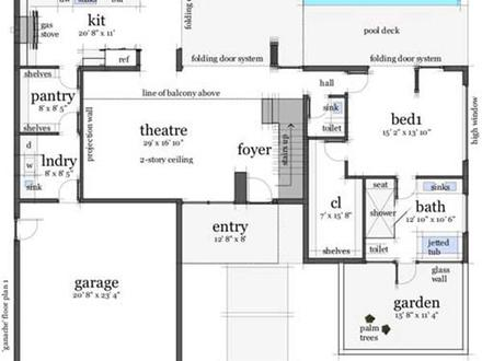 Fb2f93a6bf14eb8a Luxury 1 Bedroom House Plans 1 Bedroom House Plans 600 Sq Ft as well Pool House Plans as well 15 by 45 house plan likewise House floor plan indoor pool besides Thomas road house plan. on courtyard home design simple html