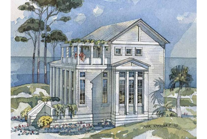Greek revival style house plans gothic revival style house for Gothic revival house plans