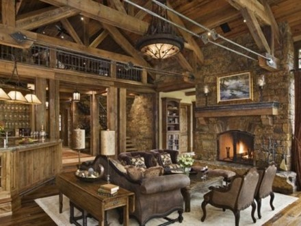 Rustic Country Living Room Decorating Ideas Modern Country Living Room