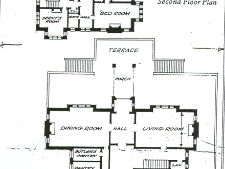 Tiny victorian houses small victorian house floor plans for Tiny castle house plans