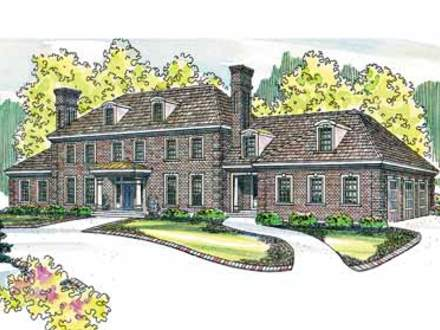 6 Bedroom House 5 Bedroom Colonial House Plans