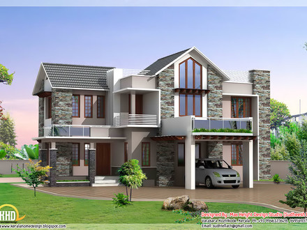 Modern House Plans and Designs Ultra- Modern House Plans