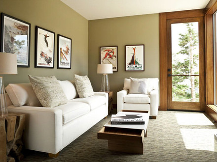 Small Room Decorating Country Living Small Living Room Interior Design Ideas