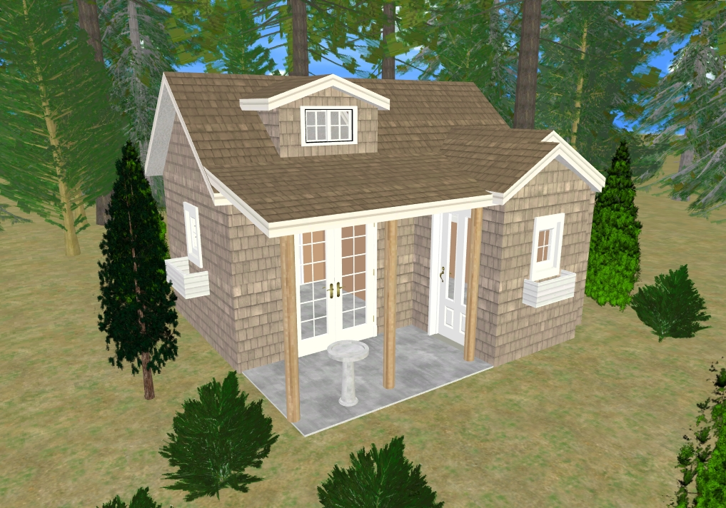 Small Shed House Plans Simple Small Open Floor Plans, Shed