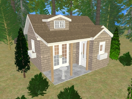 Small Shed House Plans Simple Small Open Floor Plans