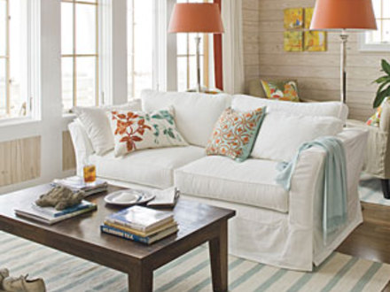 Coastal Living Room Ideas Coastal living rooms (65) by LeAnn Watts Sexton