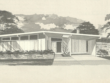 House Plans 1970s House Plans, 1960s Homes, Vintage House Plans