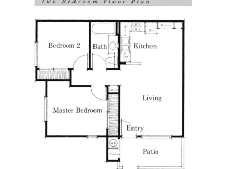 Simple Floor Plans Open House Simple House Floor Plan