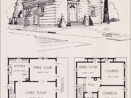 Small Colonial House Plans Colonial Southern House Plans