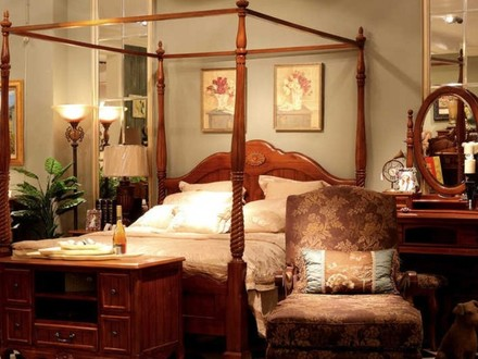 Made in USA Solid Wood Bedroom Furniture Solid Wood Bedroom Furniture Sets