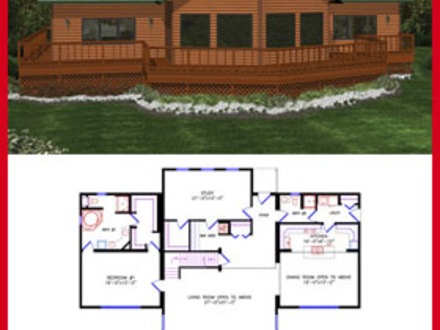 Modular Home Plans with Lofts Manufactured Home Plans