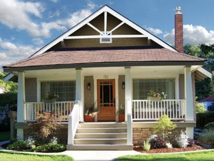 Craftsman Style Home Curb Appeal Modern Craftsman Style Homes