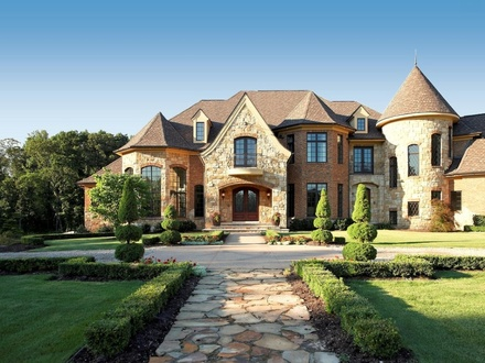 French Country Exterior Home House French Country Style Home Exterior