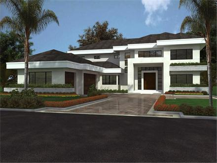 Design Home Modern House Plans Modern House Mansion