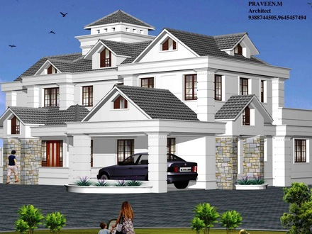 House Blueprints Architectural Design House