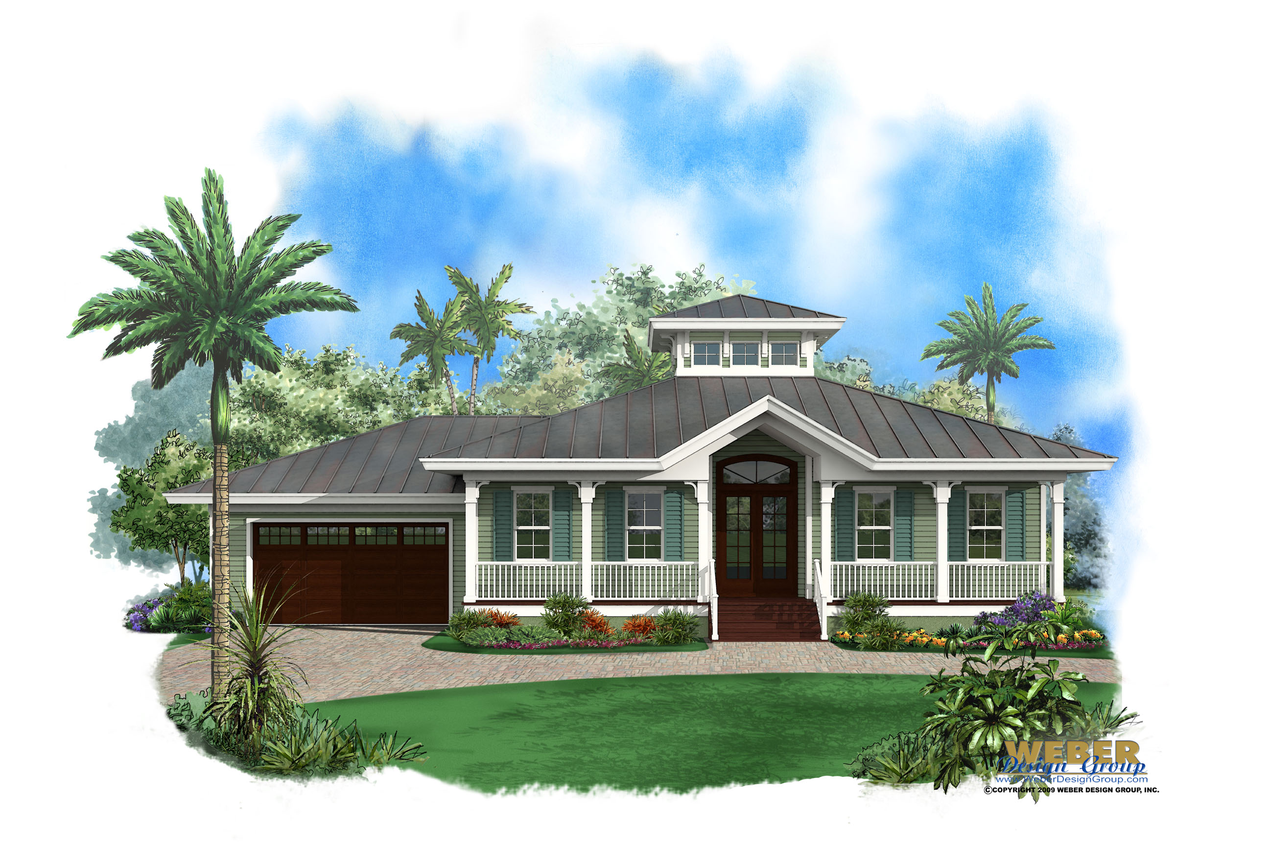 Key West Style Homes With Metal Roofs Key West Style House