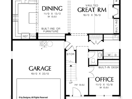 Energy efficient home designs plans most energy efficient for Economical ranch house plans