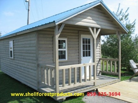 Log Cabin Shell Kits Log Cabin Kits 50% Off