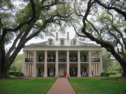 Voodoo New Orleans Homes New Orleans Plantation Home Louisiana