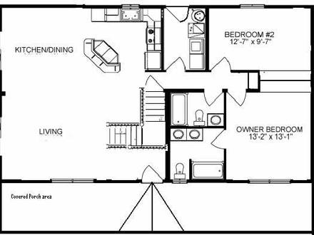 House Plans 1300 Square Foot also Log Cabin Plans further Floor framing furthermore Loghomebks additionally Small Contemporary Cottage House Plan Sg 980 Sq Ft Affordable 4. on stone cottage house plans