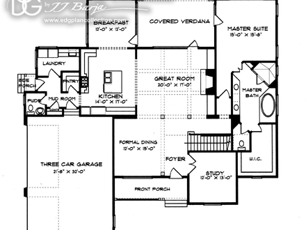 Cottage house plans house plans tidewater virginia for Tidewater home designs