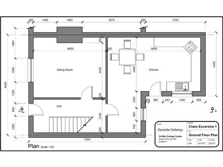 Simple 4 Bedroom House Plans Simple House Design Plan Layout