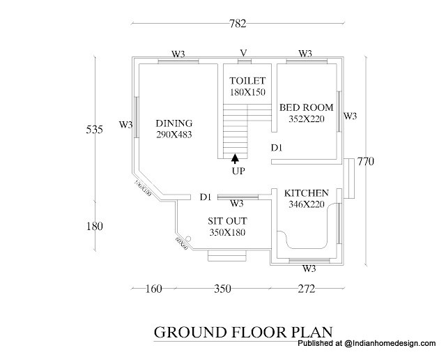 600 Sq Ft House Plan 600 Sf House Plans Small Size House Plans Treesranch Com