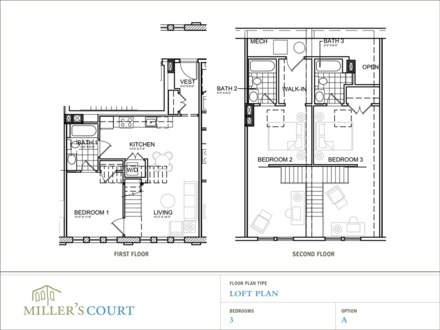 Dd037054290ecac3 Small House Floor Plans With Loft 3d Small House Plans on contemporary house floor plans