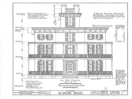 Historic House Plans Southern House Plans Historical Home