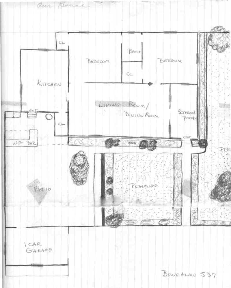 Small cottage house plans house plans with two bedrooms for 2 bedroom cottage house plans