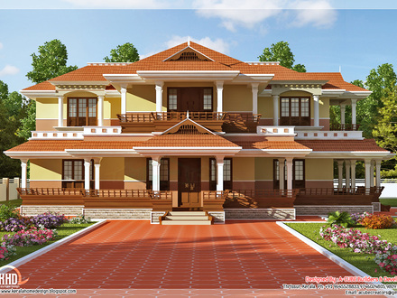 Kerala Home Design Kerala Model House Design