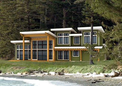 Small post and beam homes modern post and beam home plans for Post and beam ranch homes