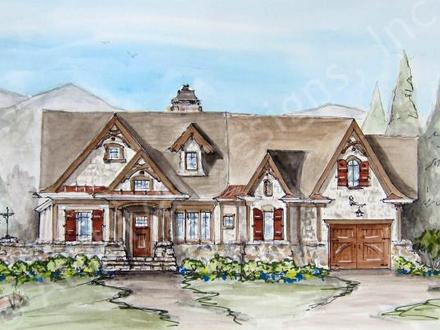 Waterfront cottage plans lakefront cottage design idea for Waterfront cottage designs