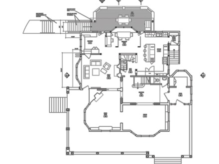 House Plans, Home Plans, Floor Plans and Garage Plans at Mountain Cottage House Plans