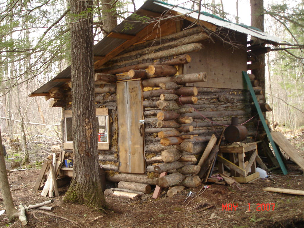 How to build a log cabin kit how to build a shed floor for How to build a cabin floor