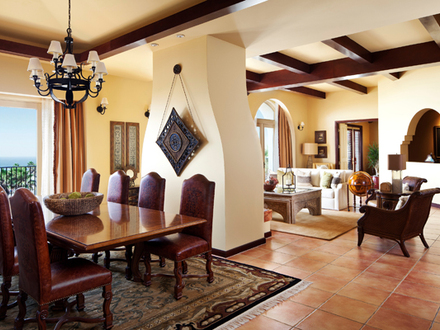 Tuscan Mediterranean Decorating Mediterranean Home Decorating