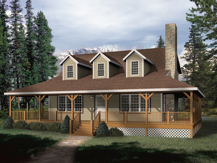 Rustic House Plans with Wrap around Porches Small Rustic House Plans