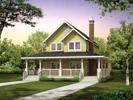 Small Country Farmhouse with Wrap around Porch Hip Roof Small Country Farmhouse House Plans