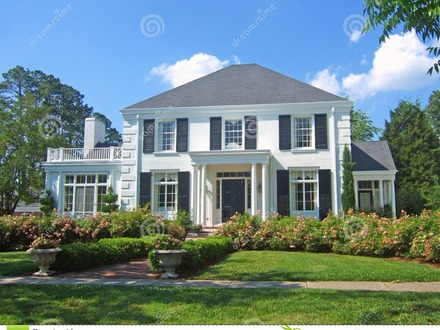 Colonial Home Exterior Color Schemes Colonial Home Exterior House Colors Colonial Home