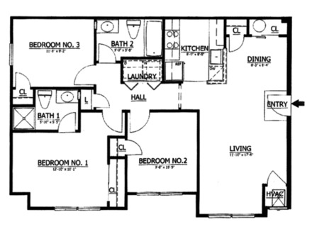 1000 sq foot house plans 3 bedroom 1000 square foot house for 1000 sq ft ranch house plans