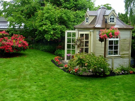 Small Outdoor Shed Plans Small Garden Shed Design Ideas