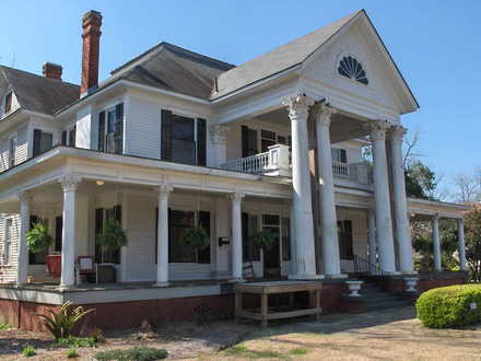 Southern Colonial Home Column Design Southern Colonel Farm Homes