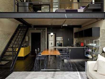 Industrial Loft Design Industrial Loft Apartments
