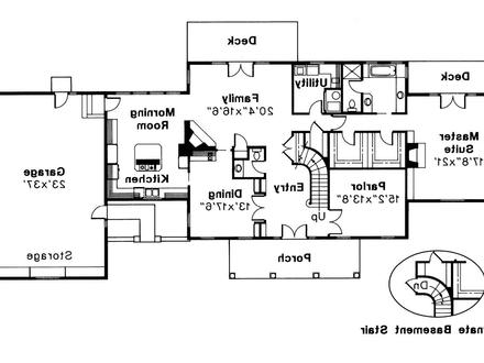 Colonial Open Floor Plans Colonial House Floor Plans
