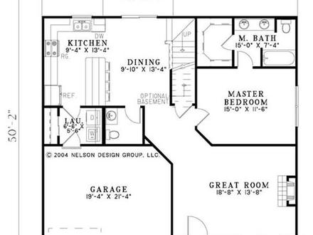 1100 square feet house plans ranch floor plans 1500 square for 1100 sq ft ranch house plans