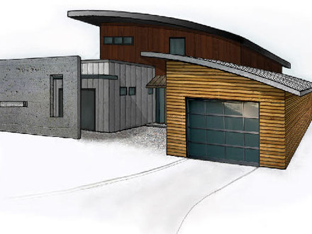 Cool Contemporary House Plan Modern Contemporary House Plans
