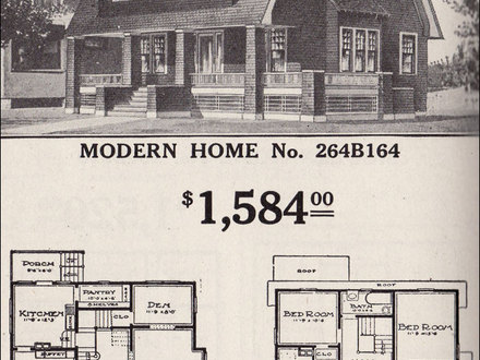 French colonial style homes colonial revival style house for Gambrel house floor plans