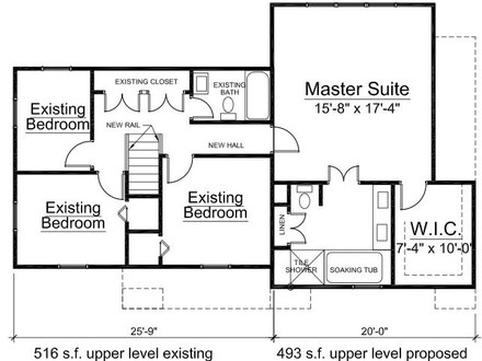 Home Addition Floor Plans Home Addition Drawings