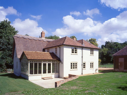 Listed Building Extension Storage Building to Extension