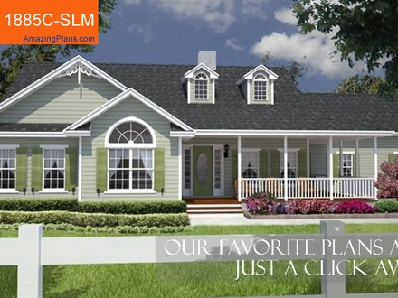 Small home building plans home building plans building for Most popular house plans 2016